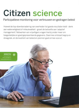 citizen science, publieksparticipatie